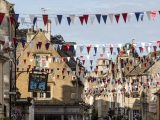 Corsham High Street Bunting