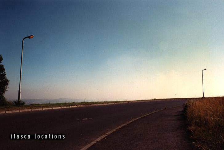 Location 52 - City road with an infinite horizon